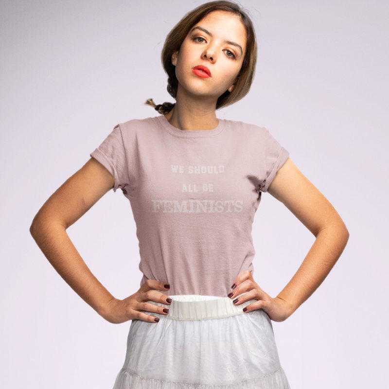Feminists Fashion Tshirt