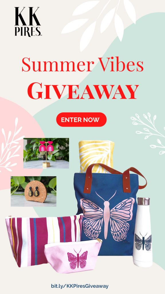 Summer Vibes Giveaway