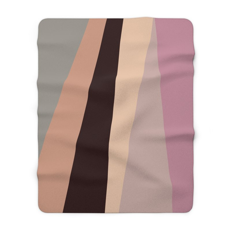Hampton Sherpa Throw Blanket
