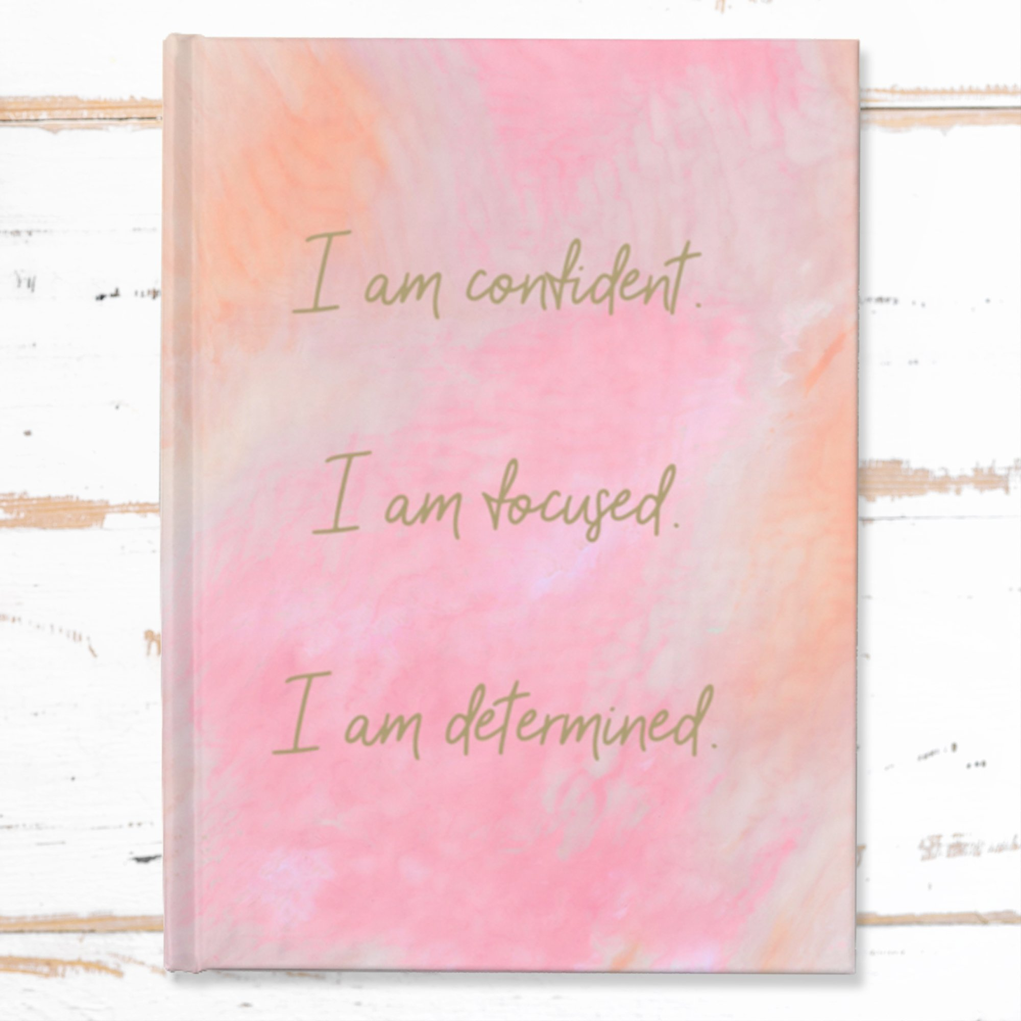 I am Determined 1×1 A