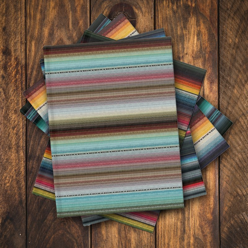 Serape Boho Journals